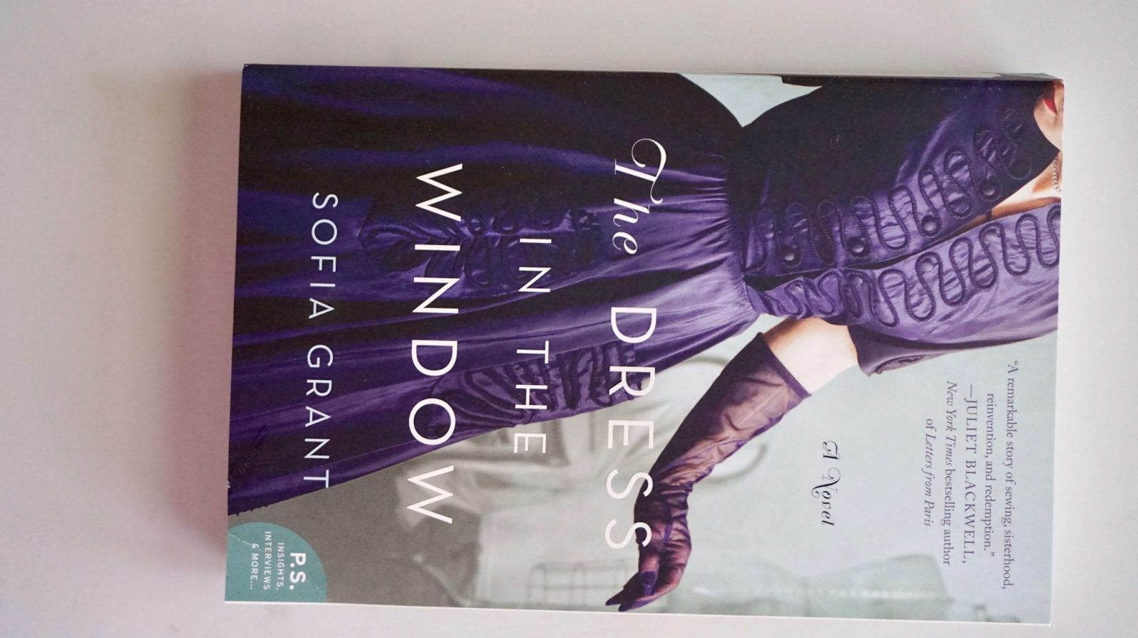 The Dress in the Window novel